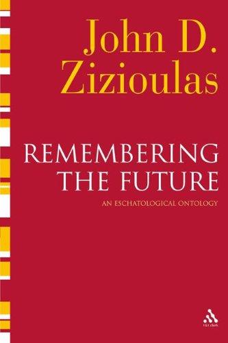 9780567032348: REMEMBERING THE FUTURE: An Eschatological Ontology (T&t Clark)