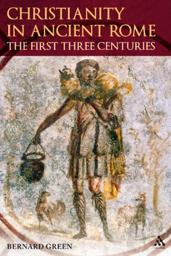 9780567032492: Christianity in Ancient Rome: The First Three Centuries