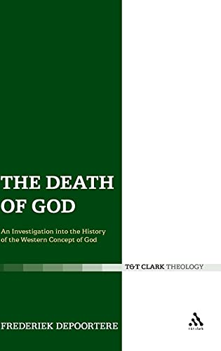 9780567032720: The Death of God: An Investigation into the History of the Western Concept of God