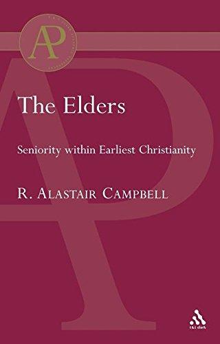 9780567040114: The Elders (Academic Paperback)