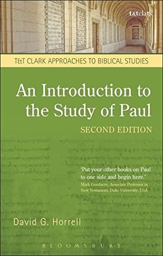 9780567040831: An Introduction to the Study of Paul (T&T Clark Approaches to Biblical Studies)