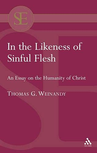 9780567042132: In the Likeness of Sinful Flesh (Academic Paperback)