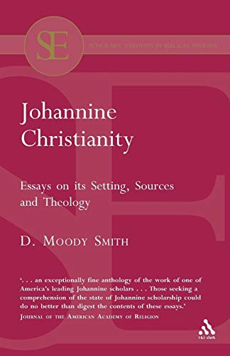 9780567042330: Johannine Christianity: Essays on its Setting, Sources and Theology (Academic Paperback)