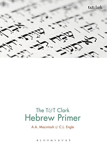 9780567042378: The T&T Clark Hebrew Primer