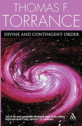 9780567043214: Divine and Contingent Order