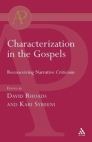 9780567043306: Characterization in the Gospels (Academic Paperback)