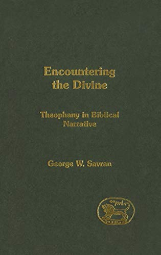 9780567043917: Encountering the Divine (The Library of Hebrew Bible/Old Testament Studies)