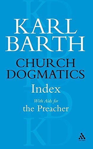 9780567051196: Church Dogmatics Index, With Aids for the Preacher, Volume 5