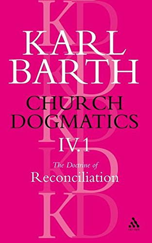 9780567051295: Church Dogmatics: The Doctrine of Reconciliation, Vol. 4, Pt. 1: The Subject-Matter and Problems of the Doctrine of Reconciliation
