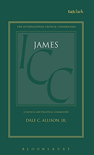 9780567077400: James (ICC) (International Critical Commentary)