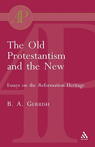 9780567080486: The Old Protestantism and the New (Academic Paperback)