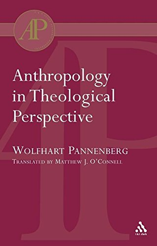 9780567081889: Anthropology in Theological Perspective (Academic Paperback)