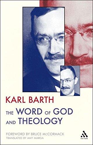 The Word of God and Theology: Karl Barth, Amy Marga (Translator)