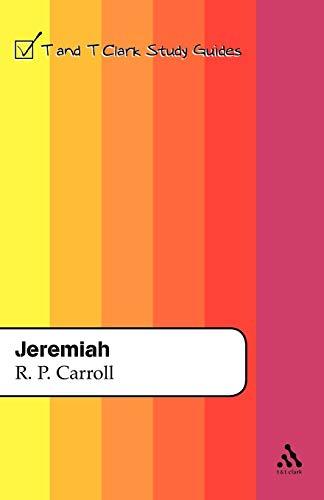 Jeremiah: Robert P. Carroll