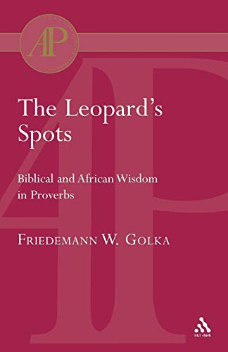 The Leopards Spots: Friedemann Golka