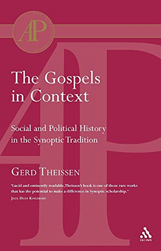 9780567084866: The Gospels in Context (Academic Paperback)