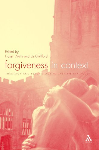 9780567084934: Forgiveness in Context: Theology and Psychology in Creative Dialogue