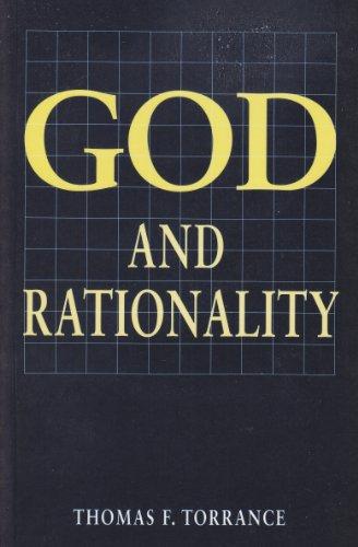 9780567085825: God & Rationality
