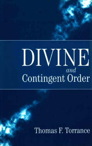 9780567086082: Divine and Contingent Order