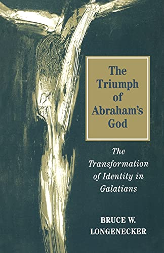 9780567086174: Triumph of Abraham's God: Transformation of Idenitity in Galatians