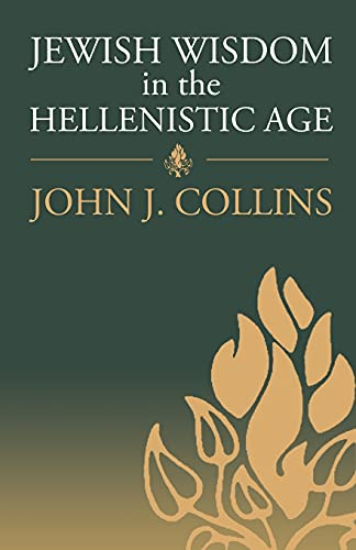 9780567086235: Jewish Wisdom in the Hellenistic Age