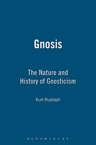 9780567086402: Gnosis: The Nature and History of Gnosticism