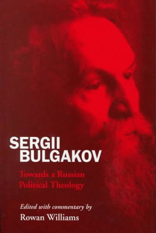 9780567086501: Sergii Bulgakov: Towards a Russian Political Theology