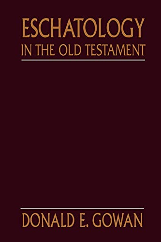 9780567086556: Eschatology in the Old Testament
