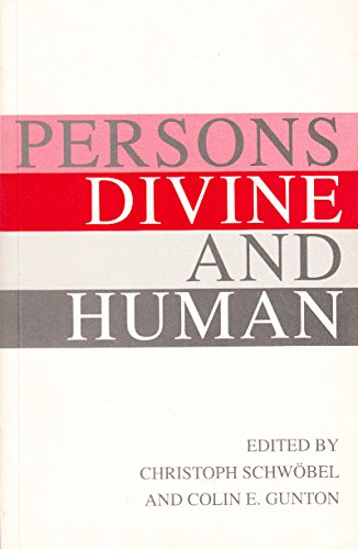 9780567086600: Persons, Divine and Human: King's College Essays in Theological Anthropology