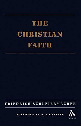 9780567087096: The Christian Faith