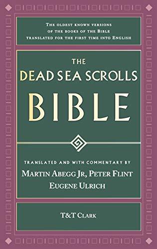 9780567087157: Dead Sea Scrolls Bible