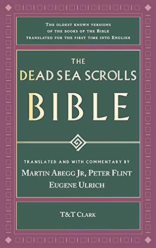 9780567087157: Dead Sea Scrolls Bible
