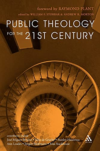9780567088925: Public Theology for the 21st Century
