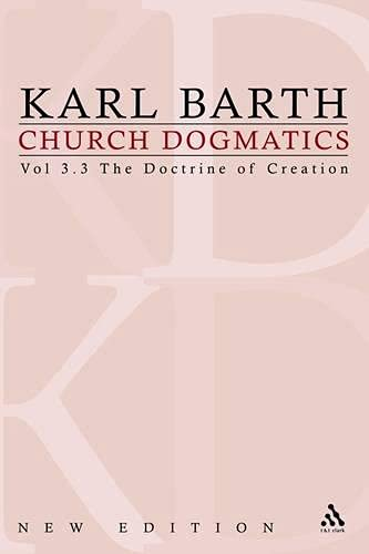 Download The Doctrine of Creation (Church Dogmatics, vol. 3, pt. 3)
