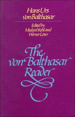 9780567093431: The Von Balthasar Reader