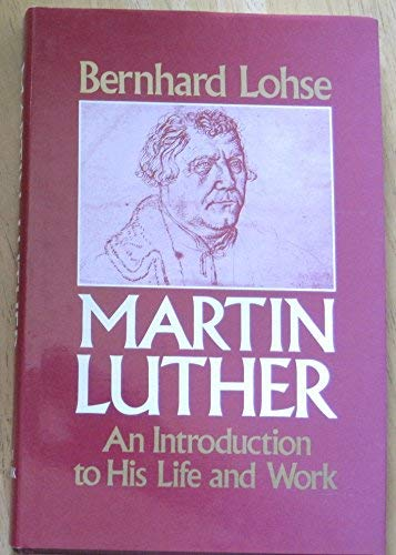 9780567093578: Martin Luther: An Introduction to His Life and Work