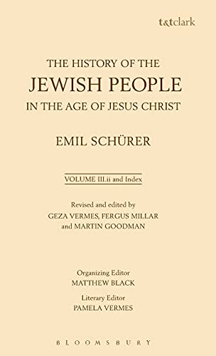 The History of the Jewish People in: Emil Schrer