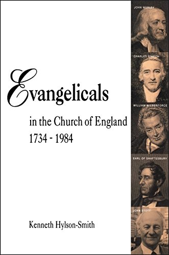 9780567094544: Evangelicals in the Church of England, 1734-1984