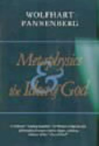 9780567095701: Metaphysics and the Idea of God