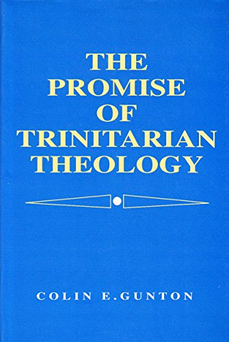 9780567095817: The Promise of Trinitarian Theology