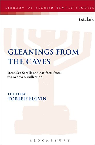 9780567113009: Gleanings from the Caves: Dead Sea Scrolls and Artifacts from the Schøyen Collection