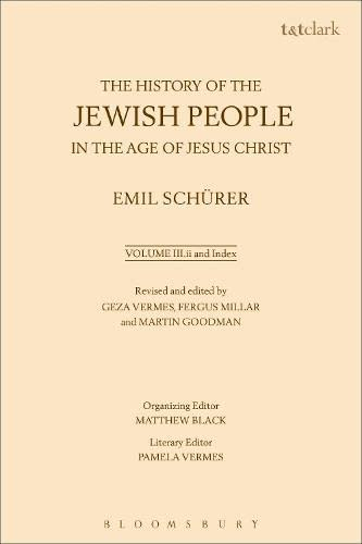 9780567130167: The History of the Jewish People in the Age of Jesus Christ: 3