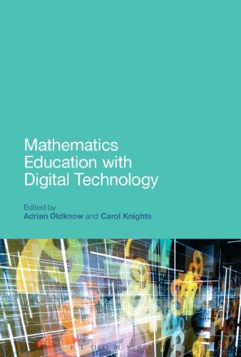 9780567250285: Mathematics Education with Digital Technology (Education and Digital Technology)