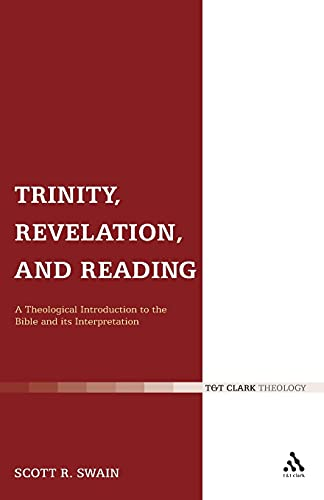 9780567265401: Trinity, Revelation, and Reading: A Theological Introduction to the Bible and its Interpretation