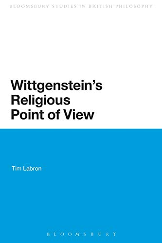 9780567271662: Wittgenstein's Religious Point of View