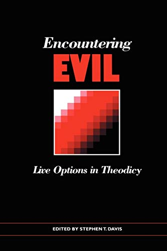9780567291073: Encountering Evil: Live Options In Theodicy