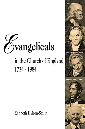 9780567291615: Evangelicals in the Church of England 1734-1984