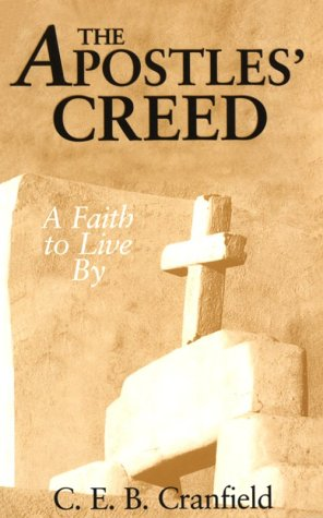 9780567292278: The Apostles' Creed: A Faith to Live by