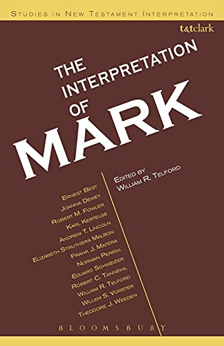 9780567292568: The Interpretation of Mark