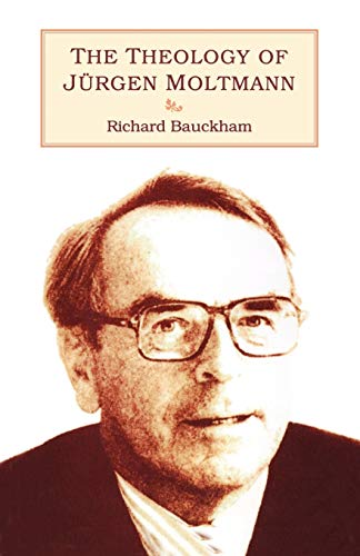 9780567292773: Theology of Jurgen Moltmann